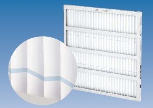 pleated filters